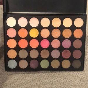 Morphe 35E eyeshadow palette